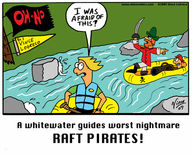 Raft Pirates
