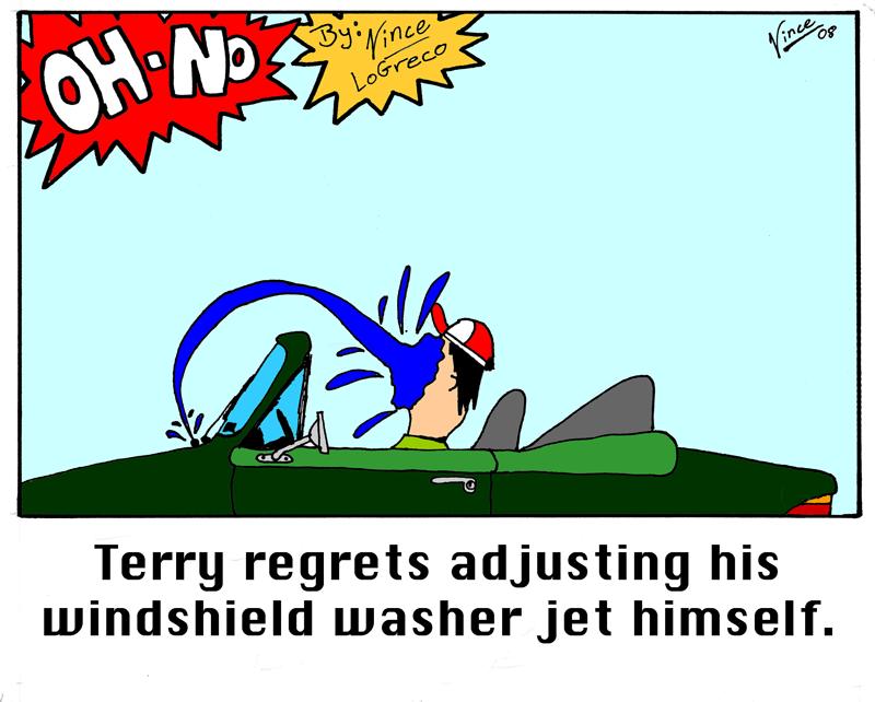 Washer Jet