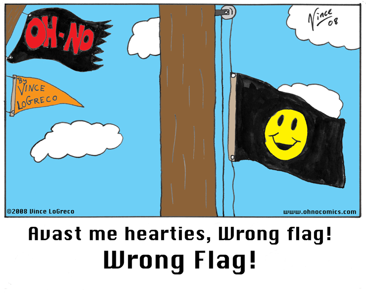 Wrong Flag
