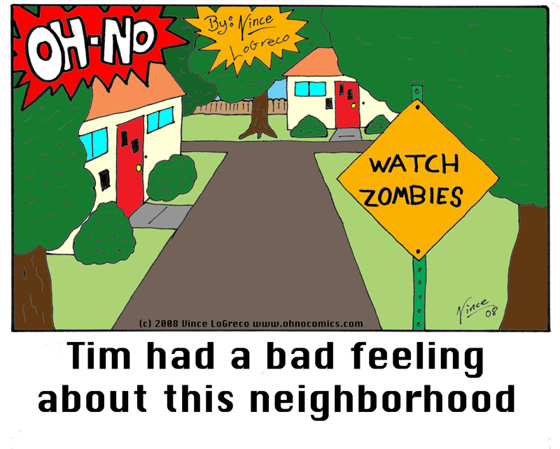 Zombies In The Hood