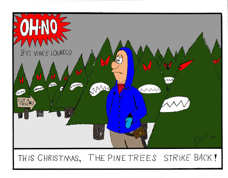 Merry Christmas from OH-NO Comics!
